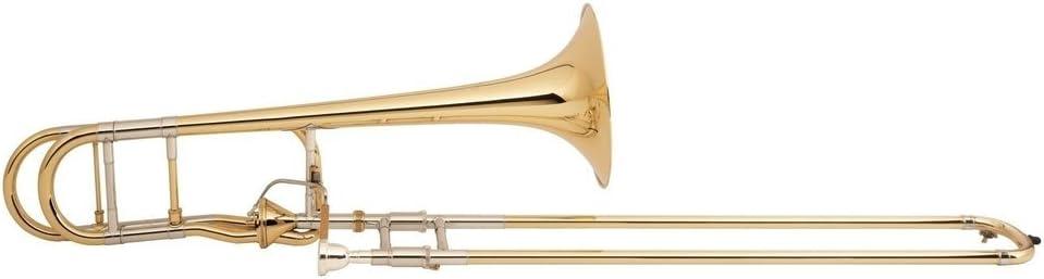 Vincent Bach trombón tenor de BB/F 42 AF Stratocaster Stradivarius lt42afg: Amazon.es: Instrumentos musicales