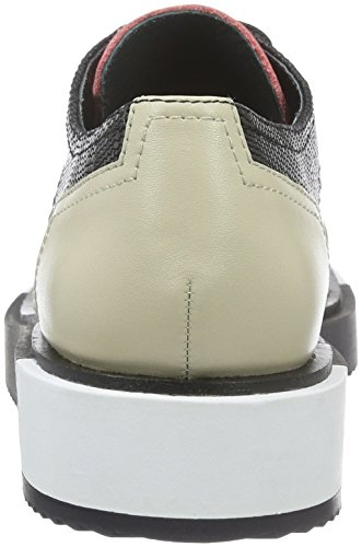 Lo mist Geo Women''s Red Wing United Hot Nude Beige Derbys 0HqOxIn