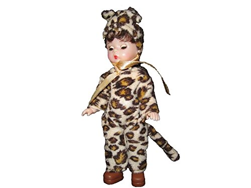 Happy Meal Halloween Costumes (Madame Alexander Doll - Halloween Leopard Costume - McDonald's 2003 #06)