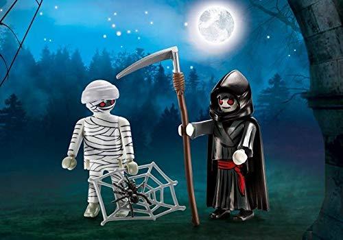 PLAYMOBIL® Mummy & Grim Reaper]()