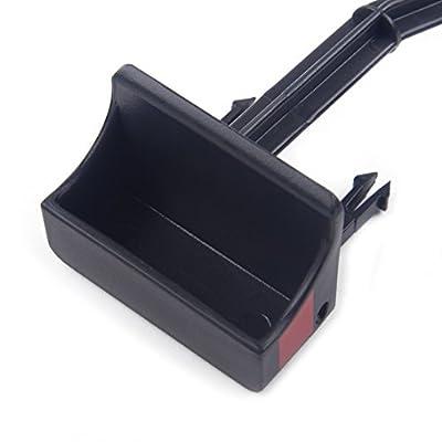beler Black Seat Release Handle Rod Lock Switch Button Fit for VW Jetta Wagon Golf 1J0885643EB41: Automotive