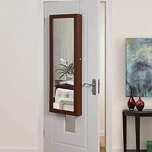 Amazon Com Inspired Home Julie Full Length Over The Door