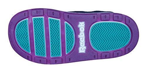 Reebok Classic Versa Pump Omnilite Kids Turnschuhe Kinder Purple