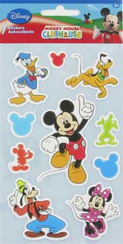 Mickey Mouse Licensed Dimensional Foam (Sandylion Mickey Mouse)