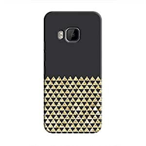Cover It Up - Sand Triangles One M9Hard Case