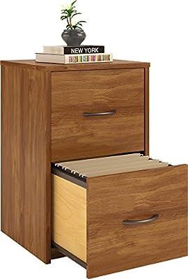 Altra Core 2 Drawer File Cabinet