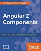 Angular 2 Components Front Cover