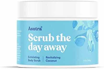 ASUTRA Organic Exfoliating Body Scrub -