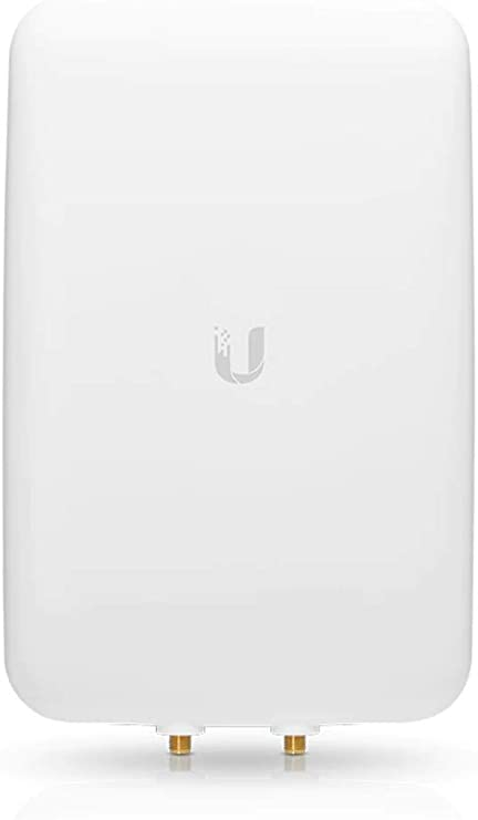 Ubiquiti Spain Networks UMA-D Directional Antenna RP-SMA 15dBi - Antena (15 dBi, 2.4-2.5, 5.1-5.9, IEEE 802.11ac, 10 dBi, 15 dBi, 90°) Blanco