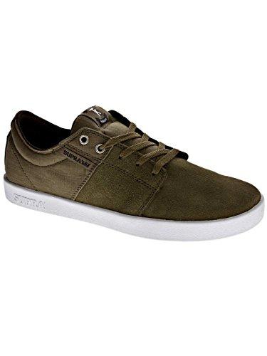 Supra, Sneaker uomo, Marrone (marrone), 44