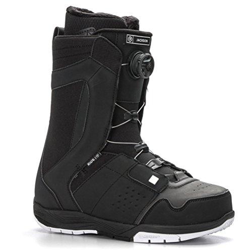Lock Boa Snowboard Boots (Ride Jackson Boa Coiler Snowboard Boots 2018 - 11.0/Black)