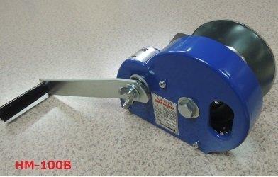 トーヨーコーケン 手巻きウインチ HM-500 「ハンドマイティ」 B01LKLUHQO