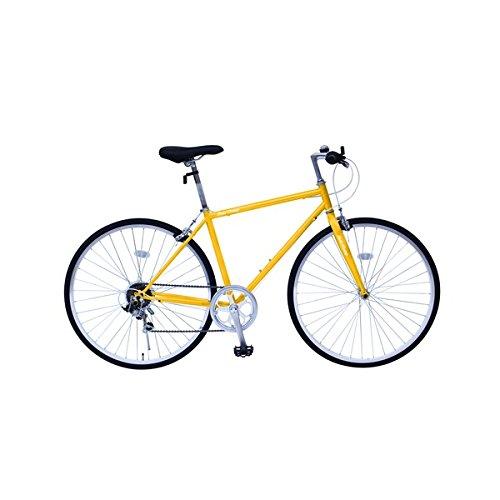 FIELD CHAMP CROSSBIKE700C6SF MG-FCP700CF-YE【代引不可】 スポーツ レジャー 自転車(スポーツバイク) クロスバイク top1-ds-1998717-ah刻印 [簡素パッケージ品]   B07BK5CY25