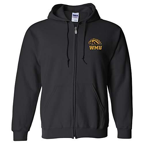 UGP Campus Apparel AZ07 - Western Michigan Broncos Primary Logo LC Full -