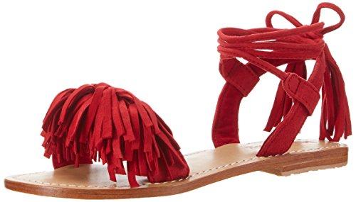 Mystique Sandali Rosso Mystique Donna Donna Sandali 4UCwOCq