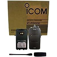 Icom F2000D 12 IDAS Digital UHF 4 watt 16 channel 450-512MHz Radio Warehouse Bar