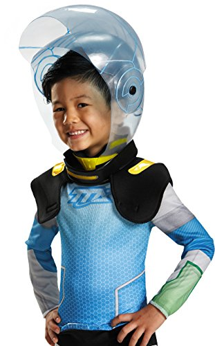 Disguise 86584 Miles Deluxe Helmet Costume Child