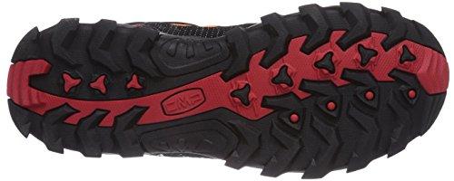 CMP RIGEL - zapatillas de trekking y senderismo de material sintético mujer gris - Grau (GREY U862)