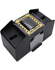 Automatische Card Shuffler, Elektrische Shuffler Batterij Aangedreven Speelkaart Shuffler Machine Familie Plezier voor Klassieke Poker & Trading Card Games