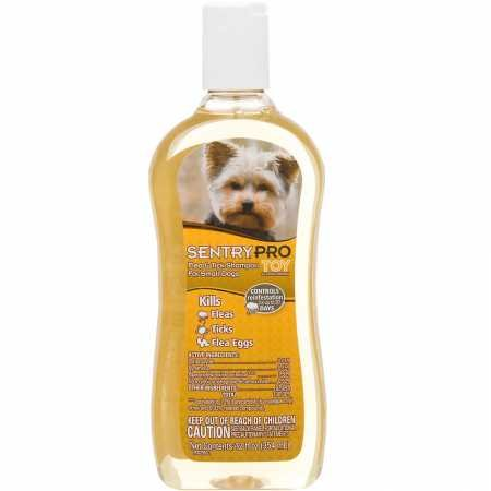 SENTRY PRO Toy Breed Flea and Tick Shampoo, 12 oz