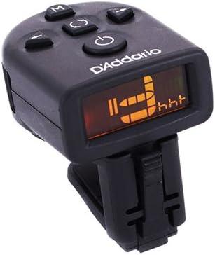 AFINADOR GUITARRA - D´Addario (PwCT 12) Microafinador para ...