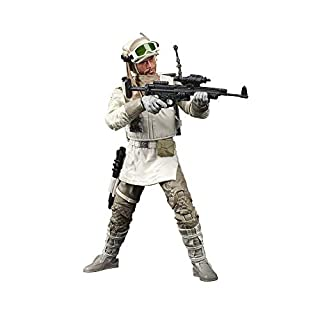 Star Wars The Black Series Rebel Trooper (Hoth) Toy 6-Inch Scale The Empire Strikes Back Collectible Figure, Kids Ages 4 and Up