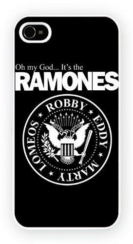 Ramones, iPhone 4 4S, Etui de téléphone mobile - encre brillant impression