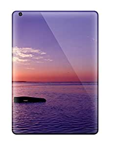 Ipad High Quality Tpu Case/ Nice Woman Silhouette ZHGNodq8653Qauzc Case Cover For Ipad Air
