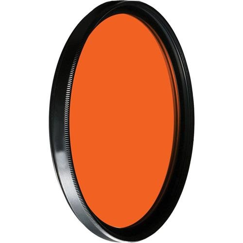 B + W 62mm #40 Multi Coated Glass Filter - Yellow/Orange #16