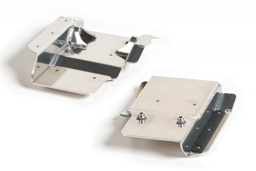 XFR - Aluminum .190 Swing Arm Skid Plate Guard Yamaha YFZ450 (2006-2009)
