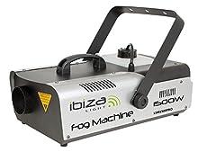 LSM1500PRO - Ibiza - MAQUINA DE HUMO PROFESIONAL PROGRAMABLE CON DMX - 1500W