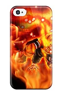 Ryan Knowlton Johnson's Shop 9621535K65921776 Top Quality Case Cover For Iphone 4/4s Case With Nice Naruto Shippudens For Desktop Appearance