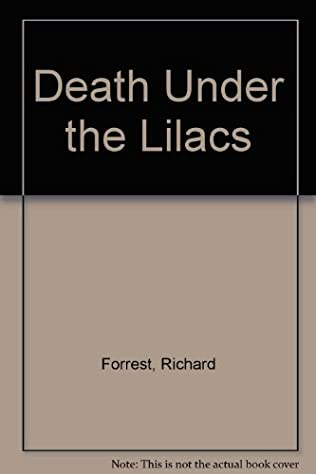 book cover of Death Under the Lilacs