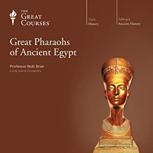 Great Pharaohs of Ancient Egypt Vortrag