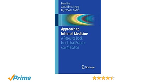 Approach to Internal Medicine: A Resource Book for Clinical Practice (4th Edition)