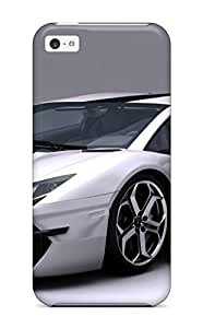Awesome Design Lamborghini Aventador J 26 Hard Case Cover For Iphone 5c