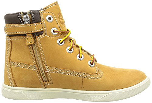 6in Timberland Lace Sneakers groveton With Mixte Braun Groveton Enfant Si Basses wheat 77RxCrEnq