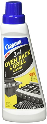 - Carbona 2-in-1 Oven Rack and Grill Cleaner Bagged 16.9 Oz