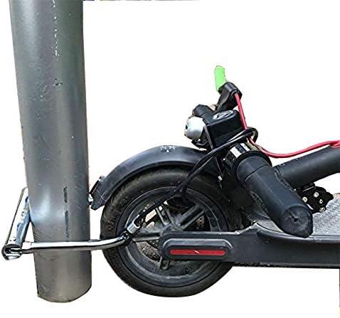 Schloss Für Xiaomi Mijia M365 Elektro Scooter U Lock Für Xiaomi Kickscooter Xiaomi Skateboar Sport Freizeit
