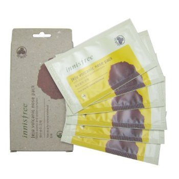 Jeju Volcanic Nose Pack (6 Sheets) Innisfree