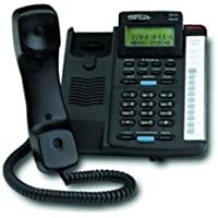 CORTELCO 221000-TP2-27E Colleague w/ CID - Black / ITT-2210-BK /