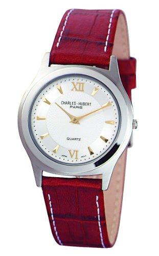 Charles-Hubert, Paris Men's 3705 Premium Collection Stainless Steel Watch