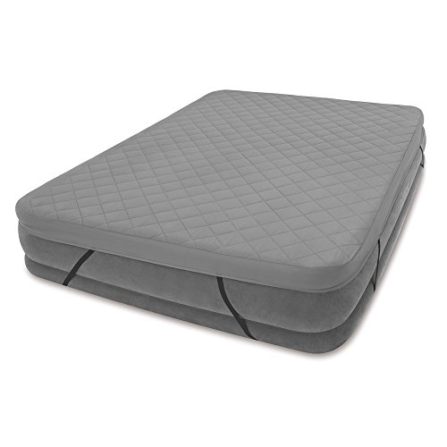Intex Queen Quilted Airbed Cover for Air Mattress up to 22""