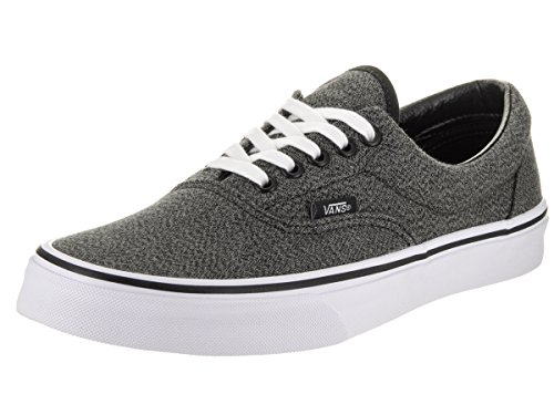 Era Canvas Negro Adulto Vans Blanco Black True Unisex White Classic Zapatillas 4qwTTxZBC