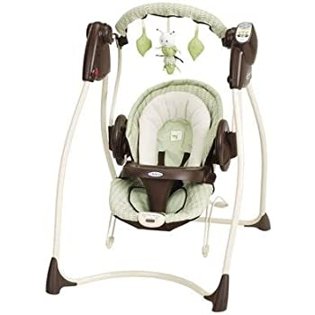 Amazon Com Graco Duo 2 In 1 Swing And Bouncer Sweet