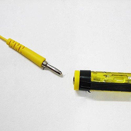 Strompr/üfer Stromtester 6v 12v 24v Pr/üflampe Tester Stromkreis Kfz Auto