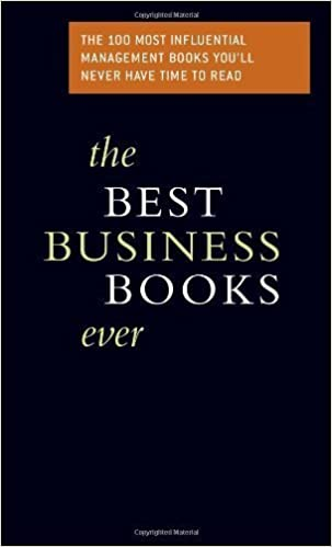 The Best Business Books Ever The 100 Most Influential Management
