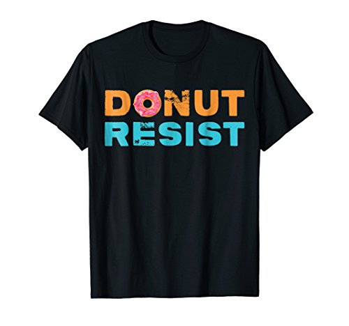 Funny Donut Food Police Cop Appreciation T-Shirt Chef Gifts]()