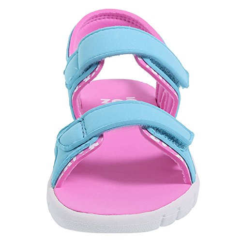 Zoe and Zac Girls Parker Double Strap Sport Sandal