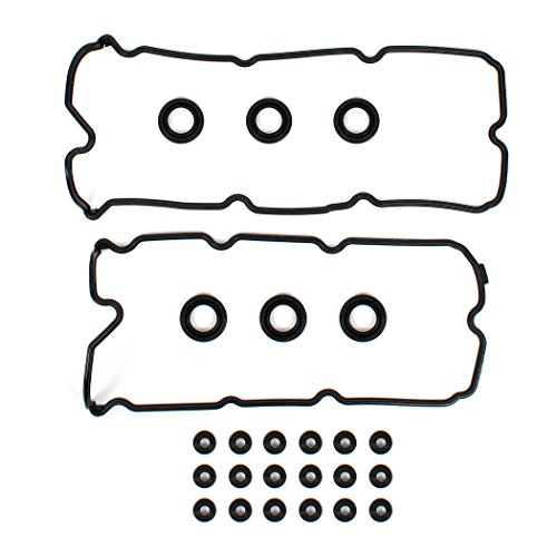 New VC1010 Engine Valve Cover Gasket Set w/Spark Plug Seals & Grommets